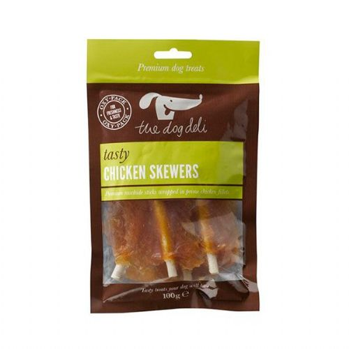 Chicken Skewers 100g